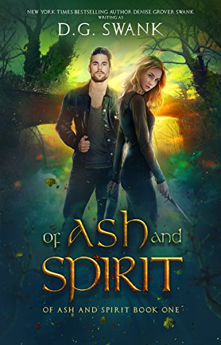 Of Ash and Spirit: A Curse Keepers Novel: Of Ash and Spirit Trilogy Book One