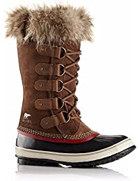 Joan of Arctic Boots Umber Red Dahl 8