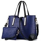 YNIQUE Women Top Handle Satchel Handbags Tote Purse