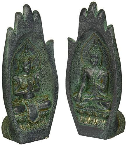 Design Toscano Namaskara Mudra Buddha Hands Statue (Buddha Hand Statue)