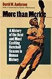 More Than Merkle, David W. Anderson, 0803210566