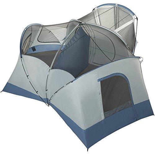 Spacious-Multi-Room-Ozark-Trail-18-x-18-  sc 1 st  Discount Tents Nova & Spacious Multi-Room Ozark Trail 18u2032 x 18u2032 Family Sized 14-Person ...