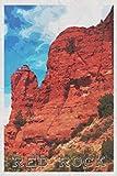Red Rock: Country Sedona Oak Creek Canyon Arizona 2020 Planner Calendar Daily Weekly Monthly Organizer