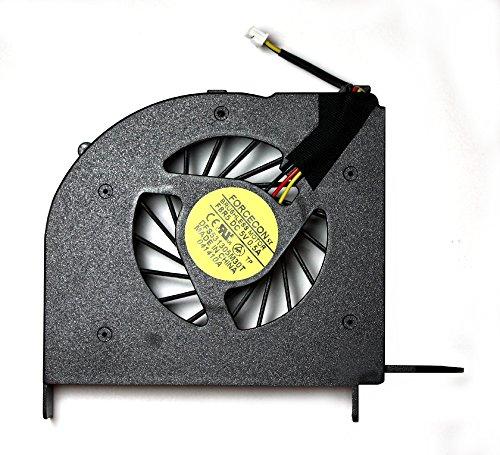 Power4Laptops Integrated Graphics Version Compatible Laptop Fan Fits HP Pavilion DV6-2010TX, HP Pavilion dv6-2010us, HP Pavilion DV6-2011AX, HP Pavilion dv6-2011eg, HP Pavilion DV6-2011TX ()