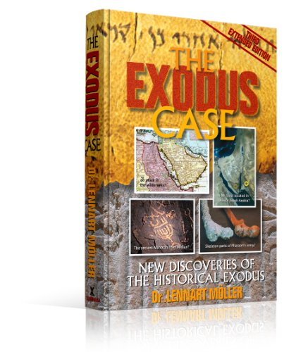 - The Exodus Case-The Exodus-Exodus Commentary-Mt. Sinai-The Battle of Exodus Gods and Kings- Pharaoh-The ... Route of Exodus-Egyptian History-Hardcover