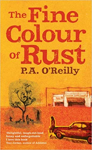 Book The Fine Colour of Rust