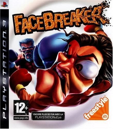 FaceBreaker [PS3] |