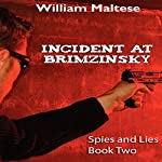 Incident at Brimzinsky: Spies and Lies, Book 2 | William Maltese