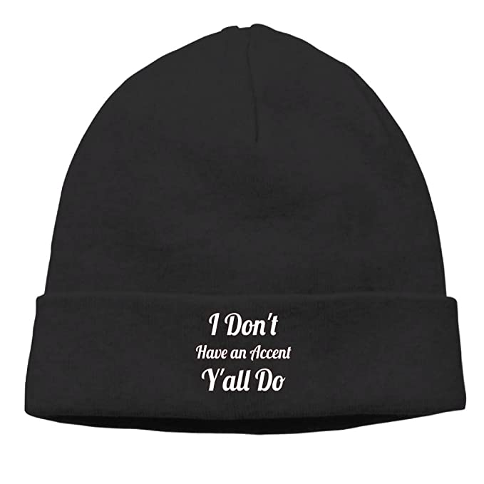 8b2537f0158 I Don t Have An Accent Y all Do New Hot Winter Hats Knitted Twist ...