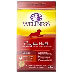 Amazon Wellness Senior Dog Food