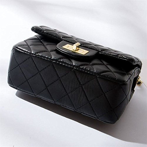 Bag Evening Gold Body 14 Chain B Classic Cross Quilted Small Handbag Bag Clutch 6cm Women Mini Crossbody 20 HOdWZ
