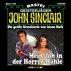 Mein Job in der Horror-Höhle (John Sinclair 1705)