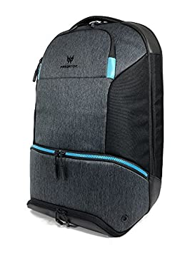 Acer Predator Utility Backpack, Notebook Gaming, Black & Teal Acer Computer
