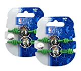 Boston Celtics - NBA Stretch Bracelets / Hair Ties (2-Pack)