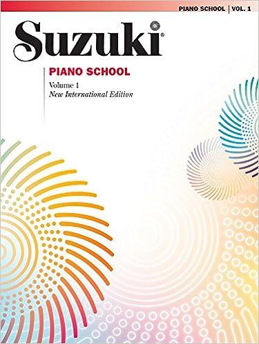 Suzuki piano school - volume 1 book only piano The Suzuki Method Core Materials: Amazon.es: Shinichi Suzuki: Libros