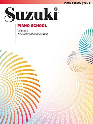 School Method Book - Suzuki Piano School, New International Edition, Vol. 1