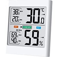 Byttron Digital Thermo-Hygrometer Weather Station