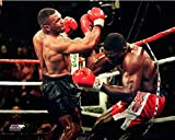 Mike Tyson 1996 Action Photo 10 x 8in