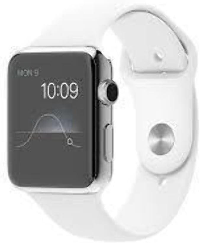 Apple Watch Sport - Smartwatch iOS con caja de acero inoxidable en ...