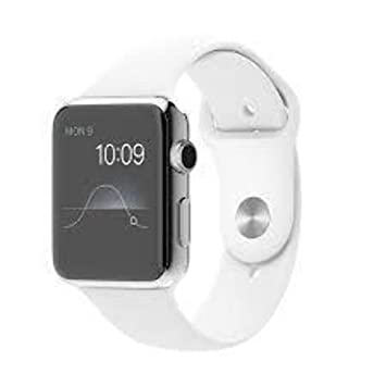Apple Watch Sport - Smartwatch iOS con caja de acero inoxidable en ...