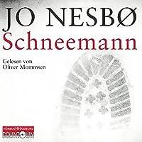 Schneemann Hörbuch von Jo Nesbø Gesprochen von: Oliver Mommsen