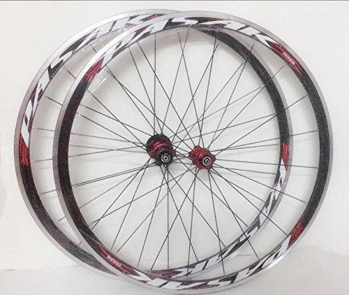 Road Bike Ultra-Light Sealed Bearing 700C Wheels Wheelset Only 1650g 30MM Rim by Whool