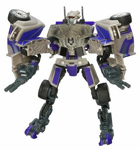 Transformers Movie Deluxe Dropkick Low-Ride Pick ()