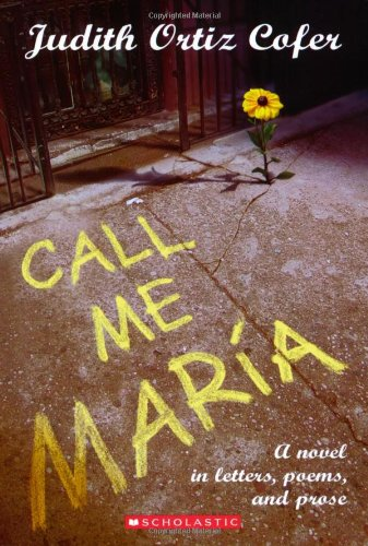 First Person Fiction: Call Me Maria (She Means The World To Me Poems)