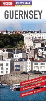 __OFFLINE__ Insight Flexi Map: Guernsey. recorre Titulo Bolsa viajar Driver antemano ensuring