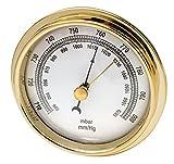 H-B DURAC Barometer; 940 to 1070 Milibar Range, Plastic (B61502-0300)