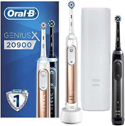 Oral-B Genius X 20900 Cepillo de dientes eléctrico, con ...