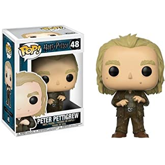 Funko Figurine Pop Vinyle-Harry Potter-Peter Pettigrew, 14946, Standard