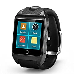 inWatch Z Watch Phone - Android 4.2, IP57, 1.63 Inch Transflective Sapphire Material Screen, Bone Conduction Speaker, SIM Slot