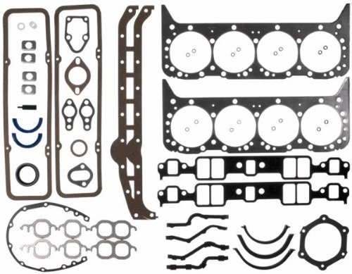 350 chevy engine gasket kit - 8