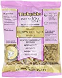 Tinkyada Gluten Free Organic Brown Rice Pasta Spirals, 12-Ounce (Pack of 6)