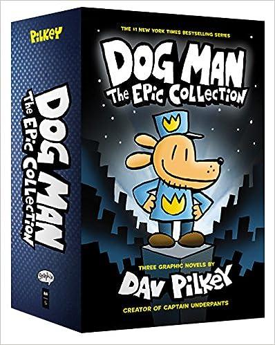Dog Man Box Set