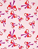 Leveret Organic Cotton Bow Footed Pajama Sleeper 3