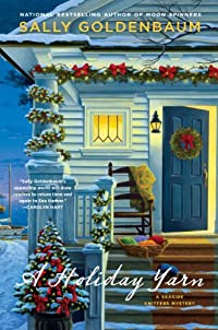 A Holiday Yarn by Sally Goldenbaum ebook deal