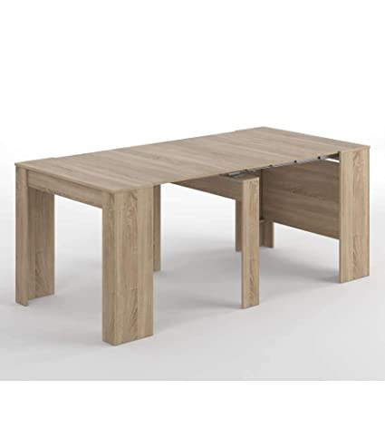 Habitdesign 004580f Table De Salle à Manger Console