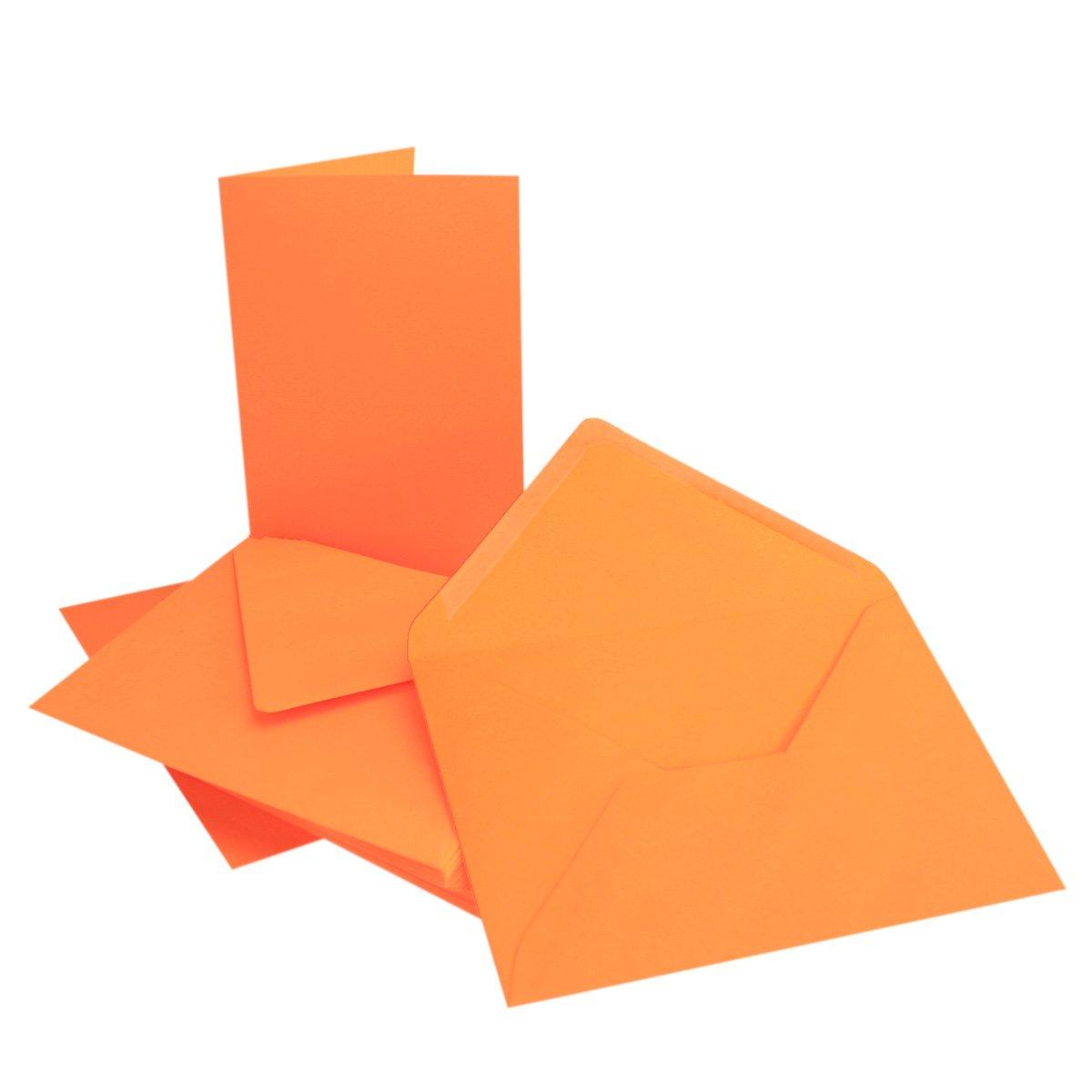 75 Sets - Faltkarten Hellgrau - Din A5  Umschläge Din C5 - Premium Qualität - Sehr formstabil - Qualitätsmarke  NEUSER FarbenFroh B07BSCZ17K | Diversified In Packaging