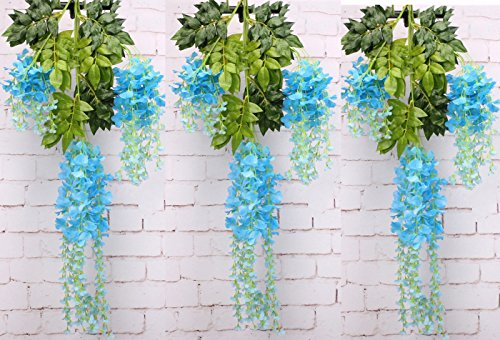 Silk Orchid Leis - 4