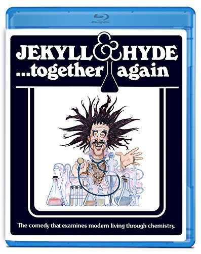 Jekyll and Hyde Together Again [Blu-ray]