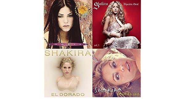 Best of Shakira by Prince Royce, Nicky Jam, Maná, Alejandro Sanz, Rihanna, El Cata, Freshlyground, Residente Calle 13, Shakira, Carlos Vives, Wyclef Jean, ...