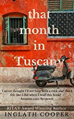 That Month in Tuscany . . .Ren Sawyer and Lizzy Harper live completely different lives. He's a rock star with a secret he can no longer live with. She's a regular person whose husband stood her up for a long planned anniversary trip. On a fli...