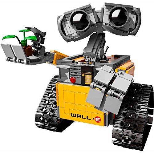 LEGO Ideas WALL-E, 677 Pieces ,Age Range: 12 years and up by LEGO (Image #3)