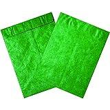 BOX USA BTYC1013G Tyvek Envelopes, 10'' x 13'', Green (Pack of 100)