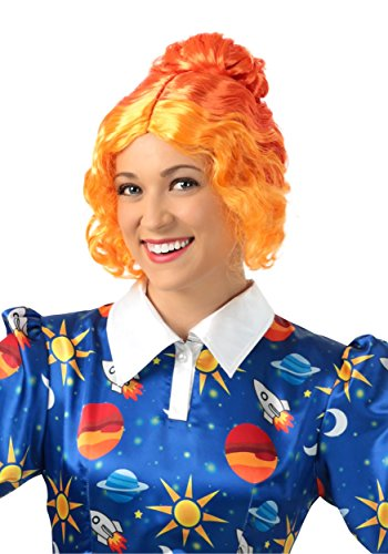 Magic School Bus Ms Frizzle Wig Standard