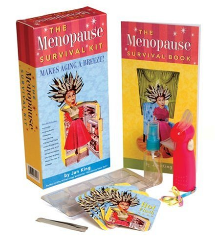 Read Online The Menopause Survival Kit: Makes Aging a Breeze! PDF