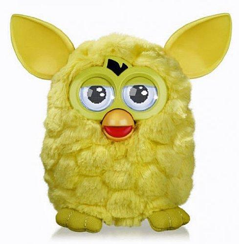 Hasbro Furby Yellow Sprite by Hasbro (Image #6)