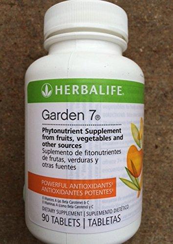 Herbalife Garden 7 Phytonutrient Supplement   90 Tablets